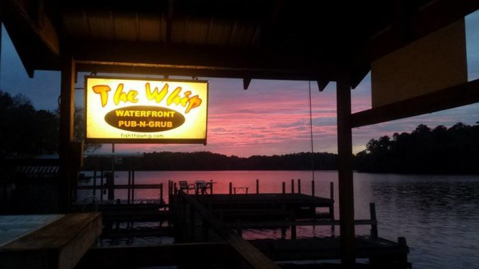6. The Whip Waterfront Pub n Grub, Quincy