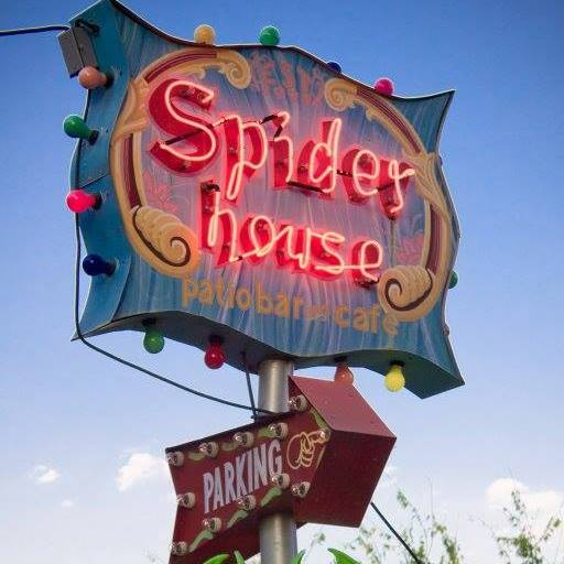 8. Spider House Cafe and Ballroom