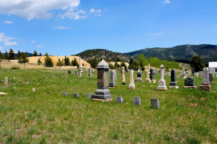 9. Central City Masonic Cemetery (Central City)