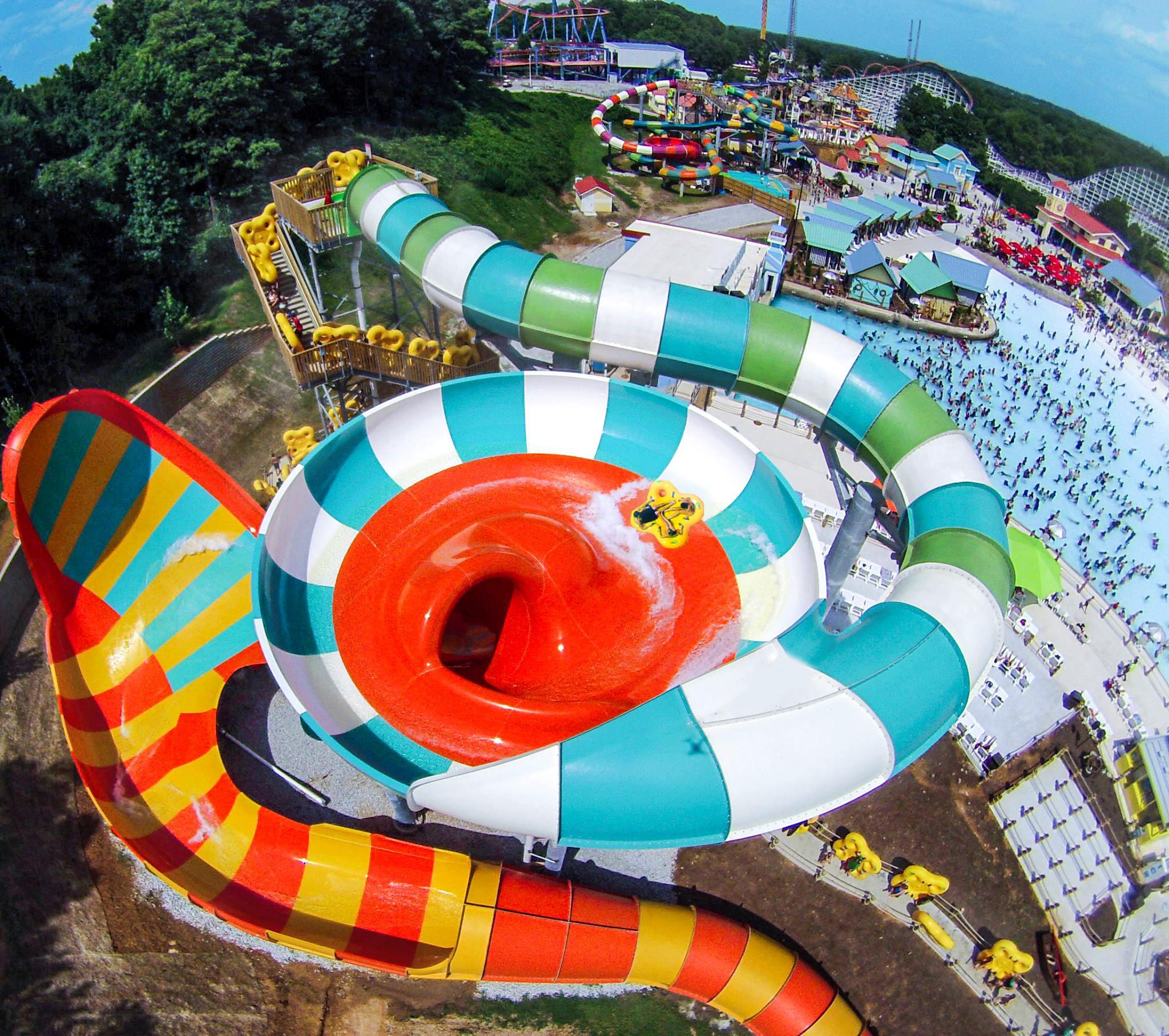 6 Of The Best Waterparks In Atlanta