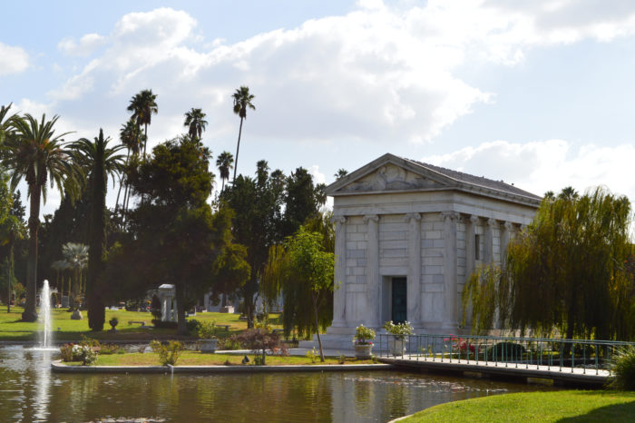 6. Hollywood Forever Cemetery, California