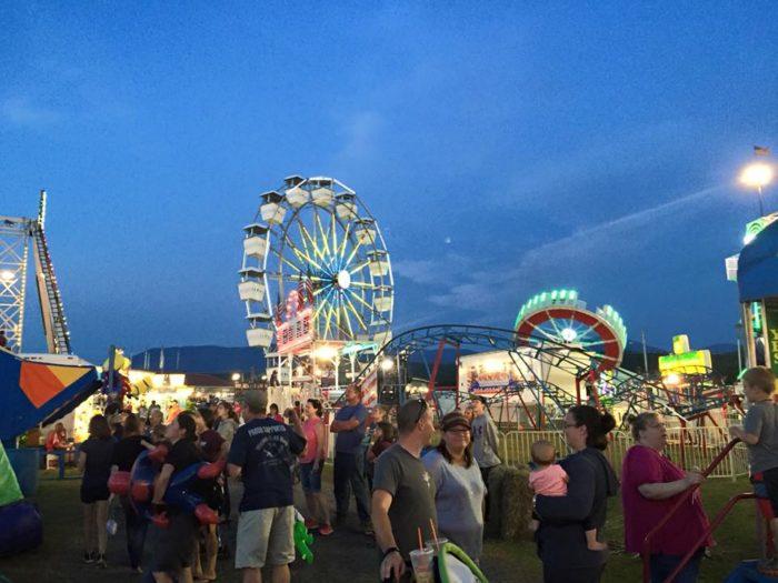 1. The Lancaster Fair