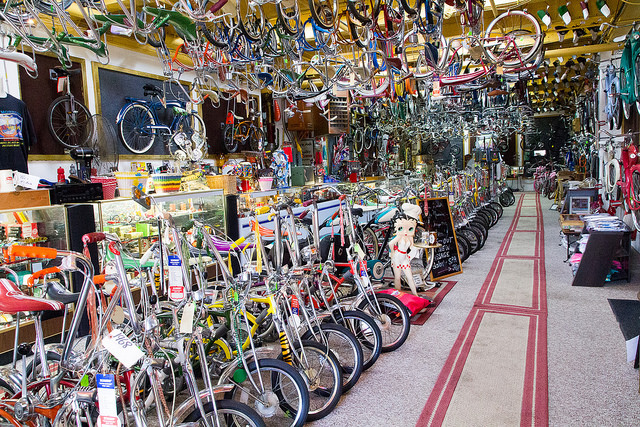 11. Bicycle Heaven
