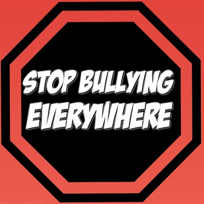 11. Don't bully us, our children or our animals.