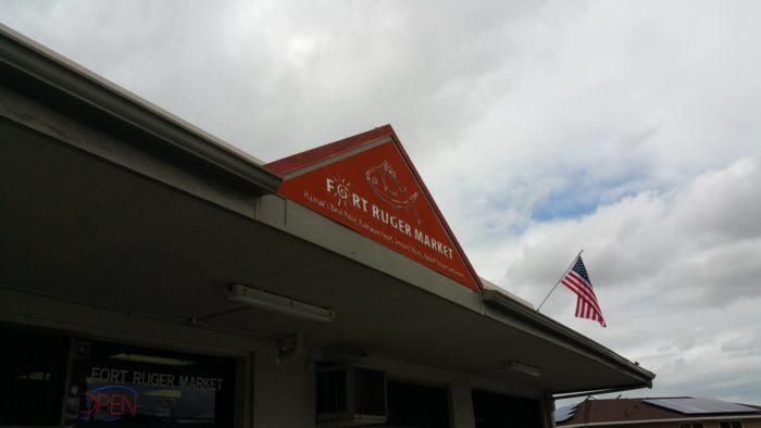 11. Fort Ruger Market, Honolulu