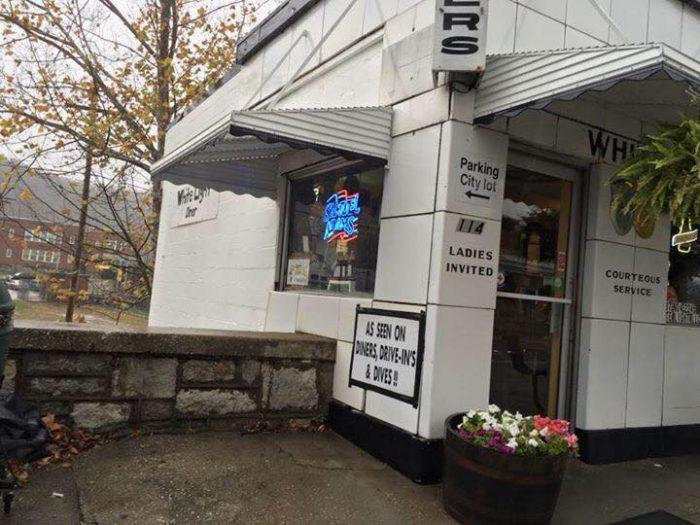 11. Rick's White Light Diner, Frankfort