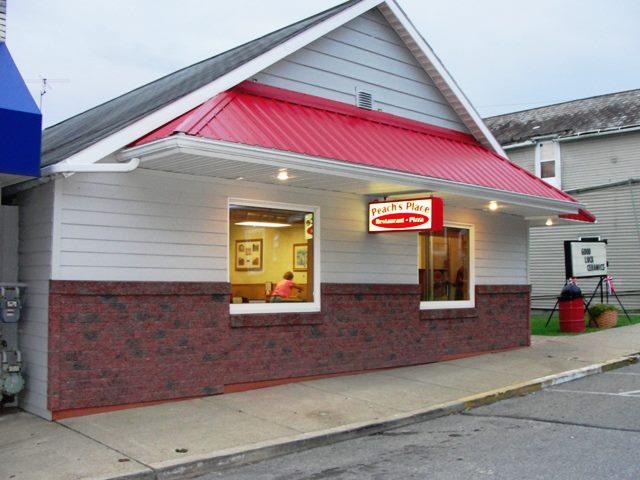 3. Peach's Place (Crooksville)