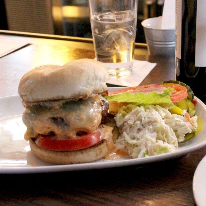 9. Gibbet Hill Farm Burger (Gibbet Hill Grill, Groton)