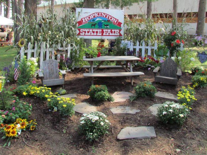 2. Hopkinton State Fair
