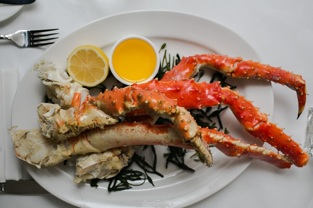 4. Buy fresh Delaware seafood for dinner tonight.