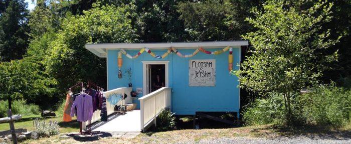 10. Flotsam & Jetsam, Lopez Island