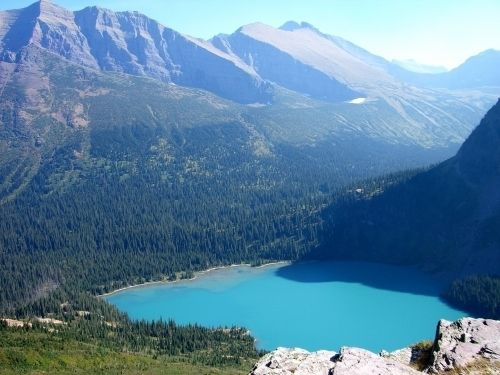 3. Grinnell Lake Trail