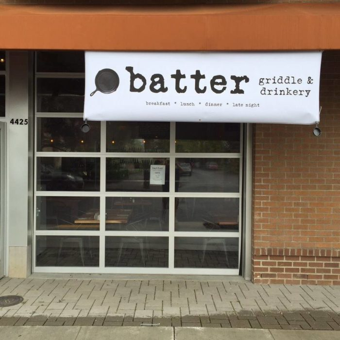 8. Batter, Griddle & Drinkery