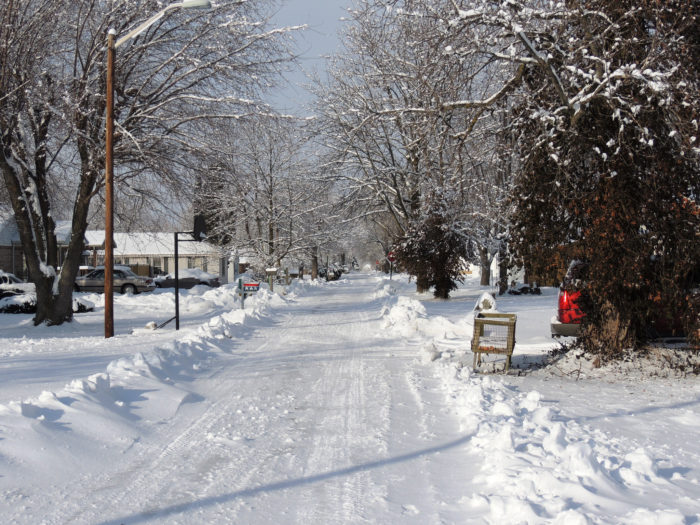 Indiana drivers will want to take extra precautions while traveling on the snowy streets.