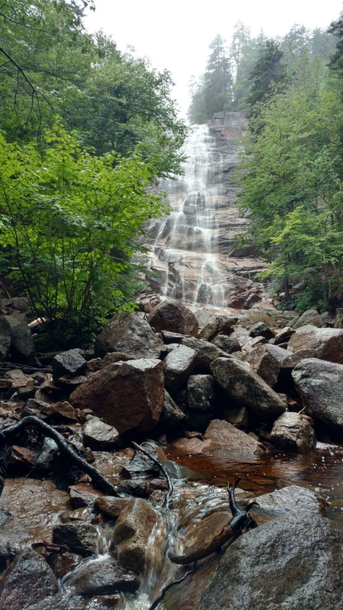3. Arethusa Falls and Frankenstein Cliff Trail, Bartlett