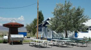This Remote Restaurant In Nevada Will Take You A Million Miles Away From Everything