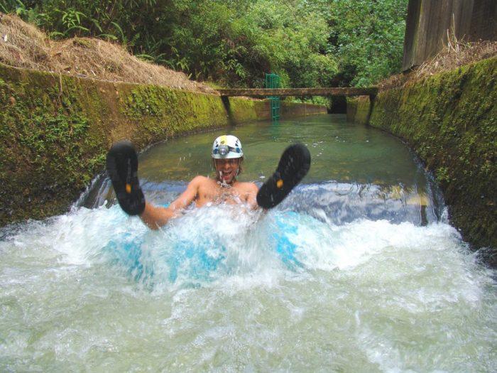 12. Go mountain tubing on Kauai.