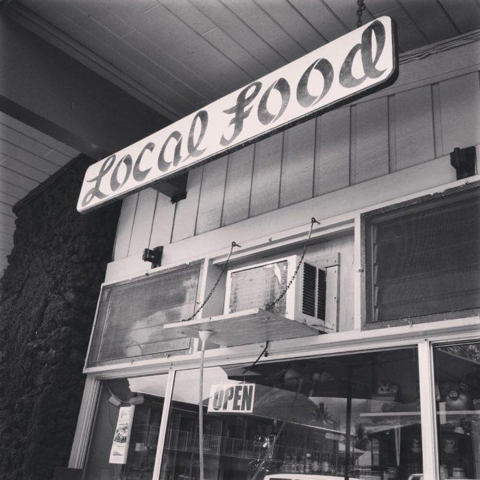 12. Local Food, Lahaina