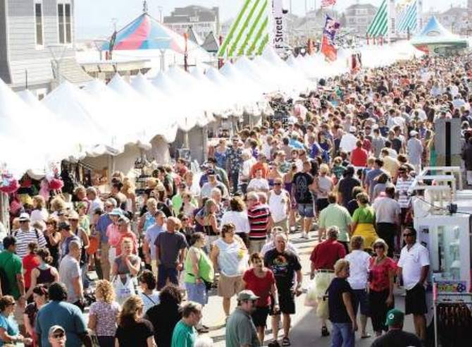 You'll Want To Attend This Seafood Festival In New Hampshire