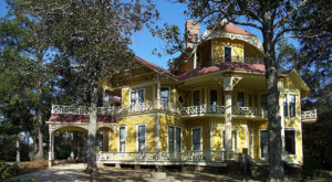 There's Something Disturbing About This One Victorian Home In Georgia