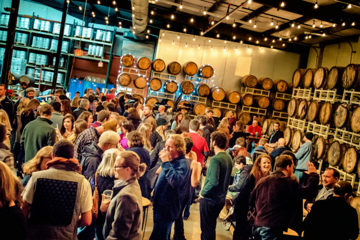 6. Catch some live music at a local brewery