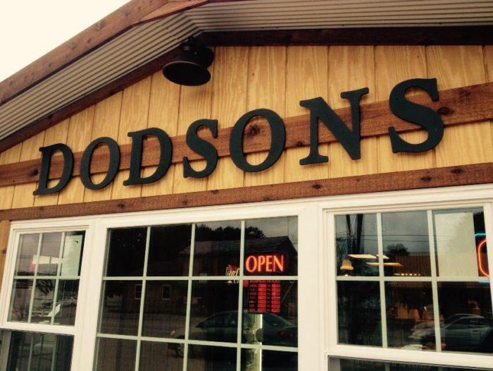 8. Dodson's on Broadway (New Lexington)