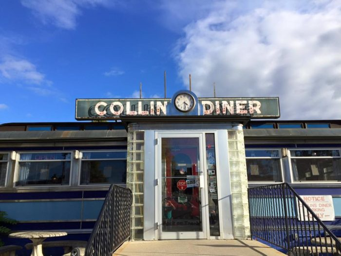 9. Collin's Diner (Canaan)
