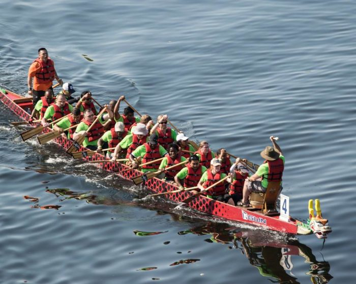 2. Riverfront Dragon Boat & Asian Festival (Hartford)