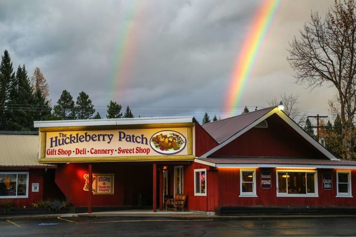 3. Huckleberry Fudge, The Huckleberry Patch, Hungry Horse