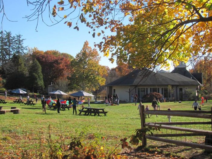 5. New Canaan Nature Center (New Canaan)