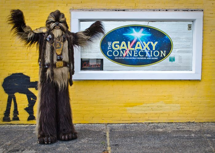 8. The Galaxy Connection (Hot Springs)