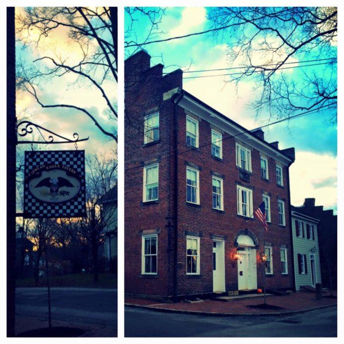 16. Spread Eagle Tavern & Inn (Hanoverton)