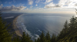 This Easy Mountain Hike Along The Oregon Coast Has An Unbeatable View