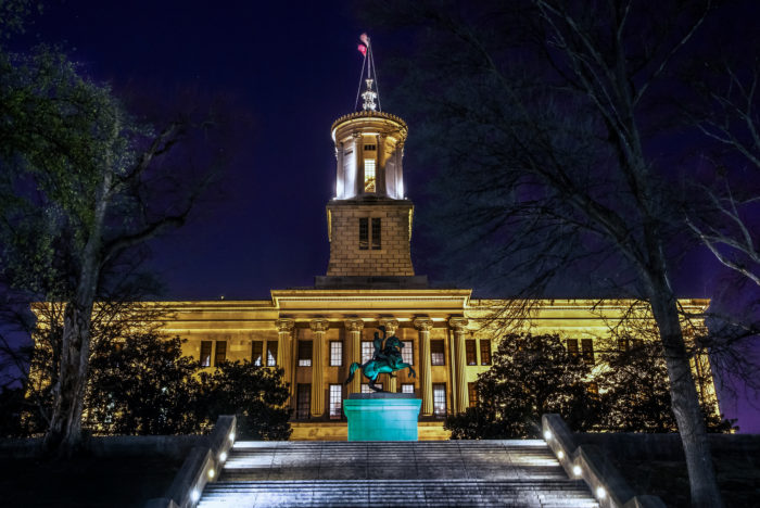 8. Tennessee State Capitol - Nashville