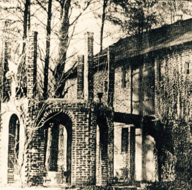 Visit The Abandoned Ruins Of This Famous Georgia Murder
