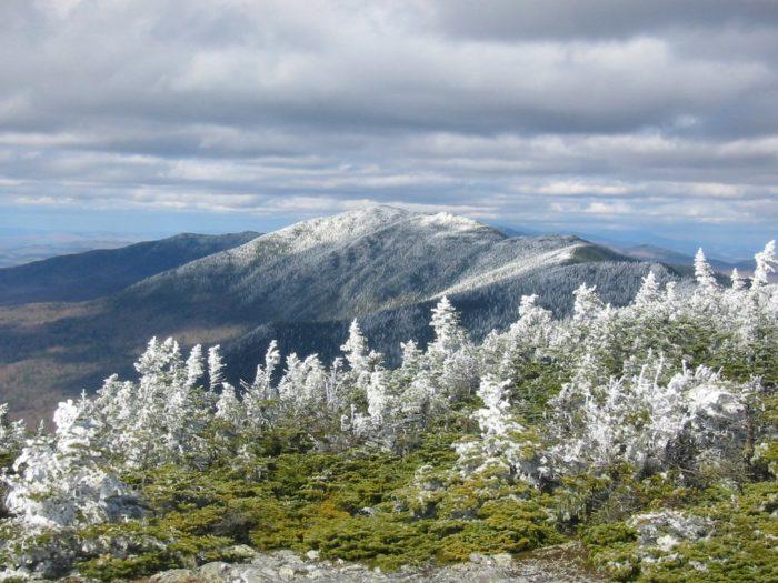 5.  Mt. Abraham, Warren