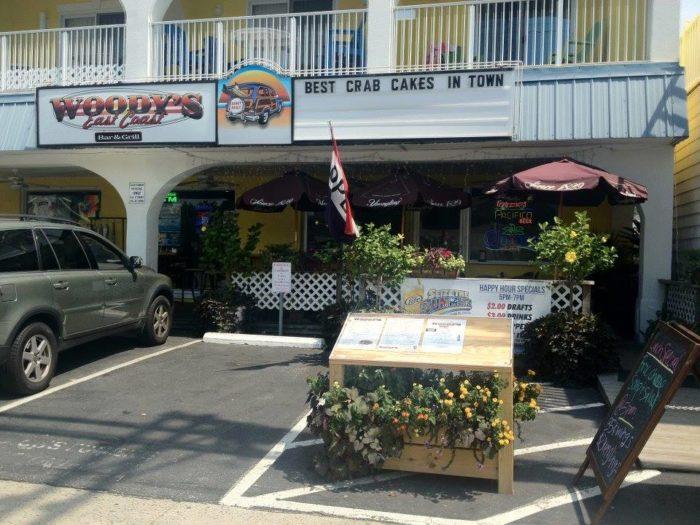 11. Woody's, Dewey Beach