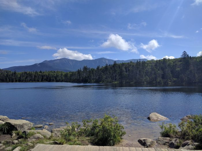 8. The Lonesome Lake Trail, Lincoln