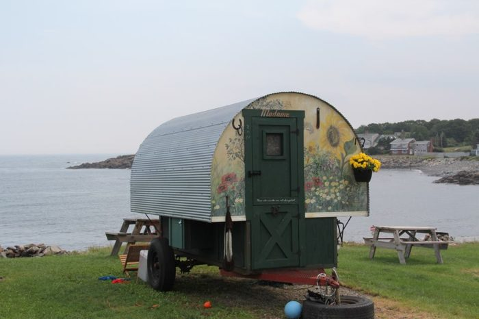 8. Libby's Oceanside Camp, York