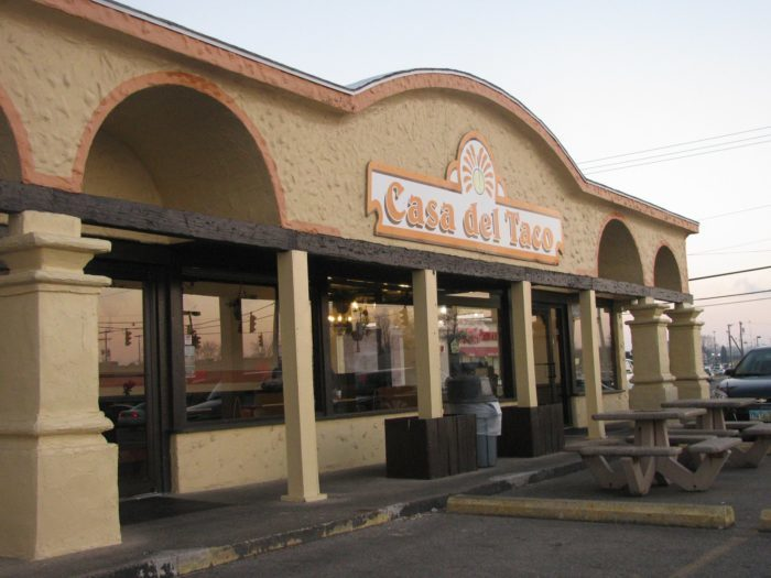 1. Casa Del Taco (Chillicothe)