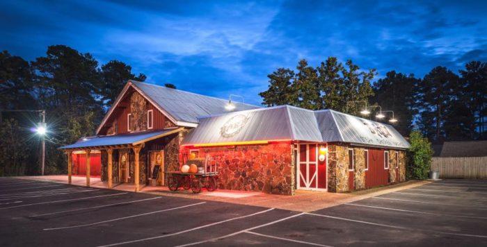 8. Hamburger Barn (Arkadelphia)