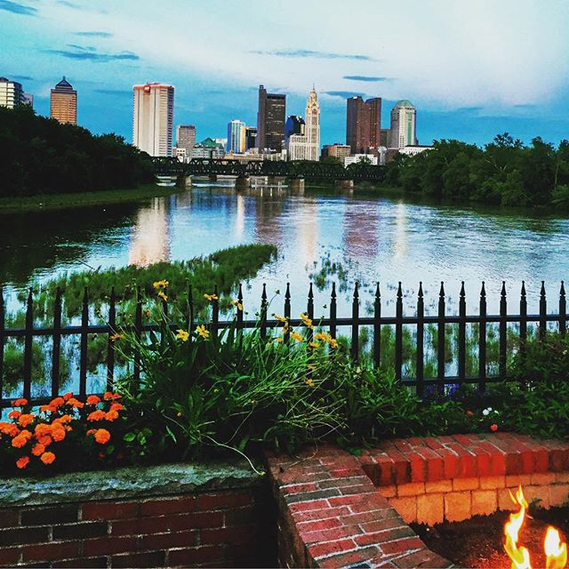2. The Boat House at Confluence Park (Columbus)