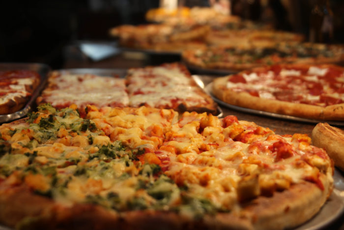 5. Don't even think it! Our pizza is the best pizza and for your sake, you should never say otherwise.