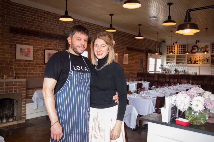 Owners Keith and Nealy Frentz both earned their degrees in culinary arts from Johnson & Wales University.