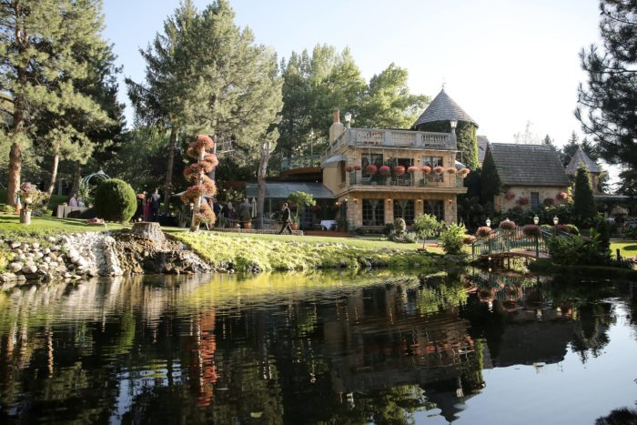 La Caille opened in 1975. It's located in the mouth of Little Cottonwood Canyon.