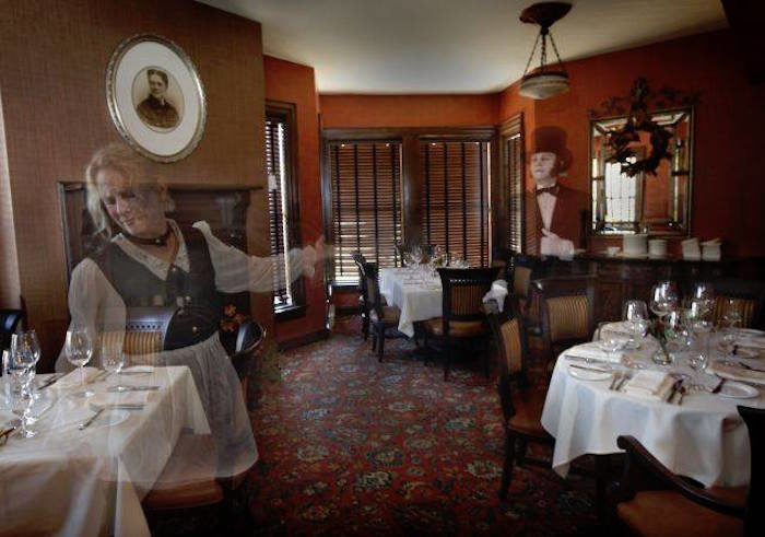 Forepaugh S Is The Most Haunted Restaurant In Minnesota