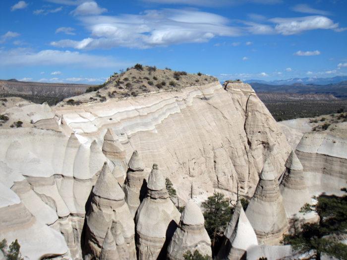 3. Kasha-Katuwe Tent Rocks National Monument, Cochiti