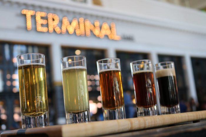 Terminal Bar...