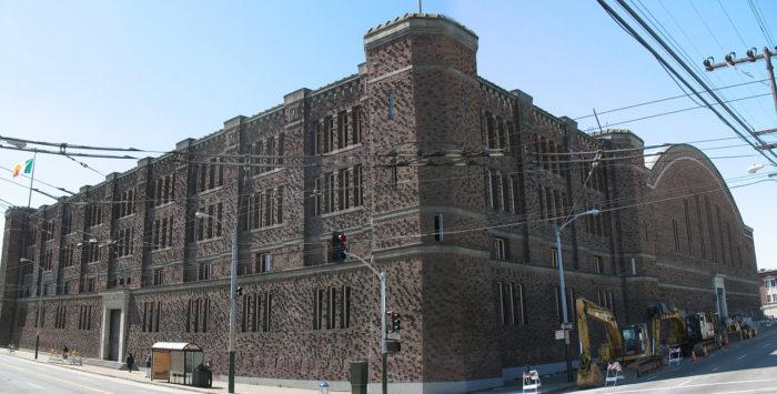 8. Take a Tour of the San Francisco Armory