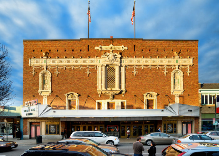 23. Catch a movie at the historic Byrd Theatre in Richmond